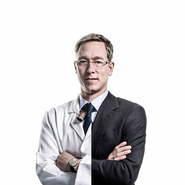 DeMonaco 品牌共同創辦人暨 CEO Pim Koeslag。