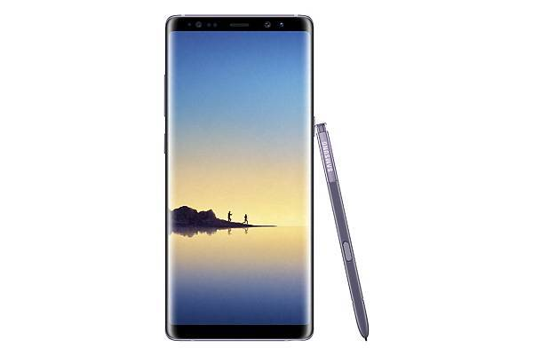 Samsung Galaxy Note8 星紫灰_01
