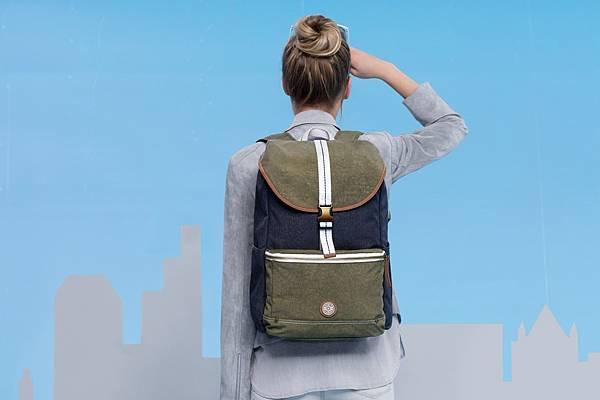 KIPLING隆重推出全新秋季系列Edgeland (邊緣地帶),以城市生活為靈感,簡約清新的風格,演繹不假思索、向前邁步,以及走出框框的生活態度