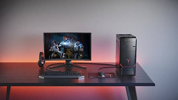 Lenovo Legion Y720 Tower - 主流效能  迎戰熱門遊戲