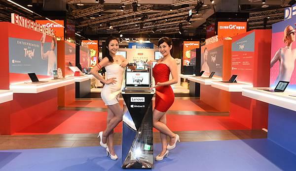 Lenovo 全新360度翻轉筆電YOGA 920