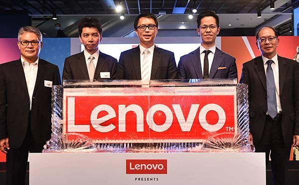 Lenovo #CitizensofTMRW快閃體驗店 合作夥伴共襄盛舉