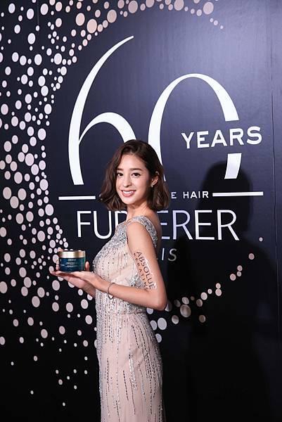 RF荷那法蕊60週年品牌大使莫允雯5