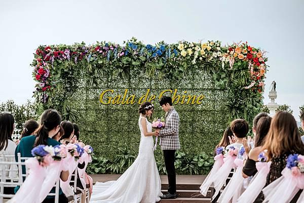 戶外婚禮成趨勢,雲品國際於結婚採購節發表戶外婚禮派對場地 (6)