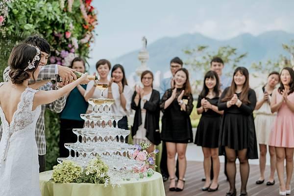 戶外婚禮成趨勢,雲品國際於結婚採購節發表戶外婚禮派對場地 (7)