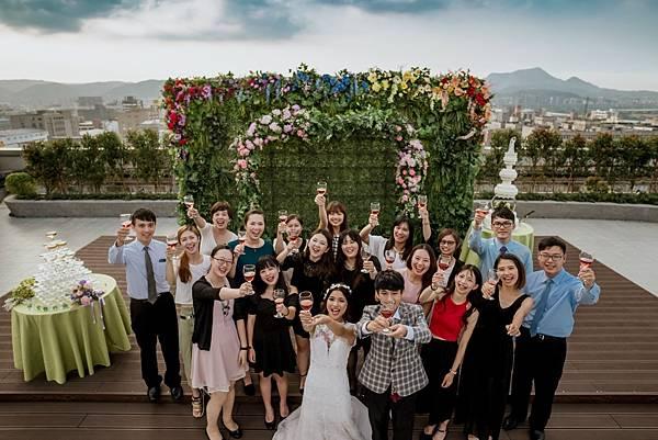 戶外婚禮成趨勢,雲品國際於結婚採購節發表戶外婚禮派對場地 (3)