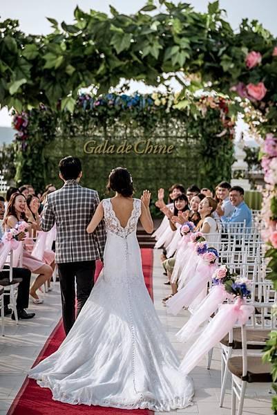戶外婚禮成趨勢,雲品國際於結婚採購節發表戶外婚禮派對場地 (5)