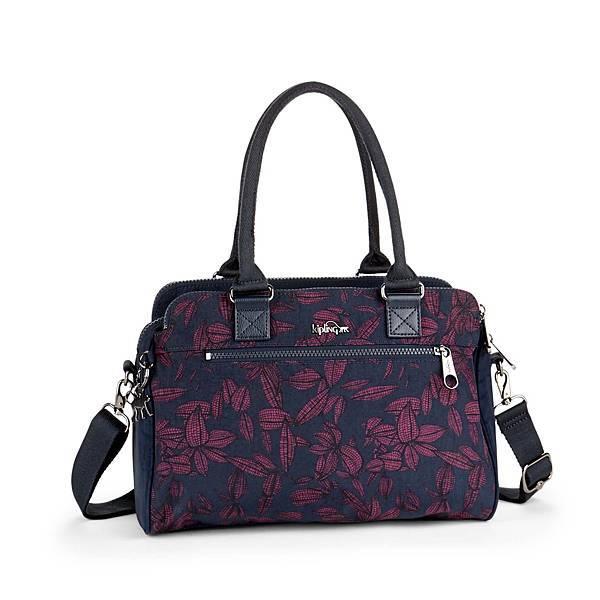 紫色花卉手提肩背兩用包 SUNBEAM 建議售價 $5,750