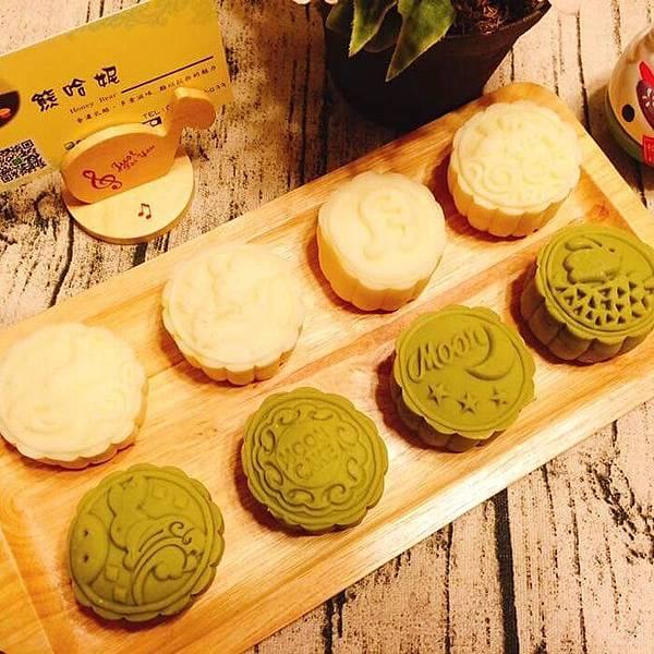 【新聞附件5】冰皮重乳酪月餅