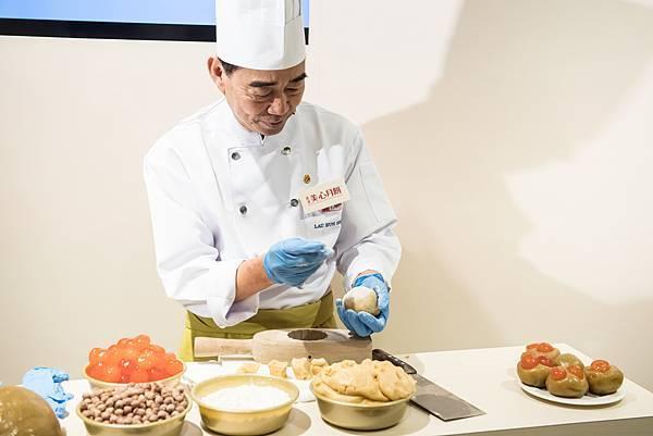 圖3.香港美心月餅細膩工法、精選優質食材,深受消費者青睞