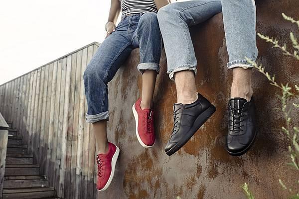 【訊息稿照片3】ECCO SOFT 1 男女鞋款秋冬新品上市