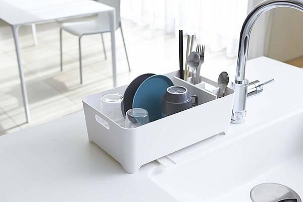 【新聞附件8】AQUA洗滌瀝水兩用籃