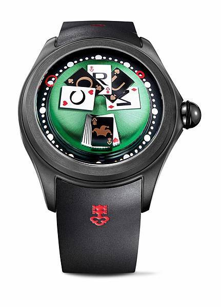 CORUM Big Bubble 泡泡系列_52 mm Poker Game_NTD240,000