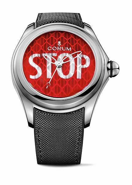 CORUM Big Bubble 泡泡系列_52 mm Stop_NTD215,000