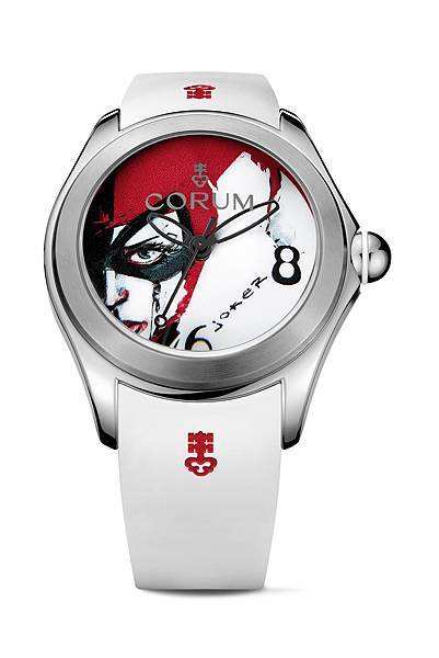 CORUM Bubble 泡泡系列_42 mm Joker_NTD168,000