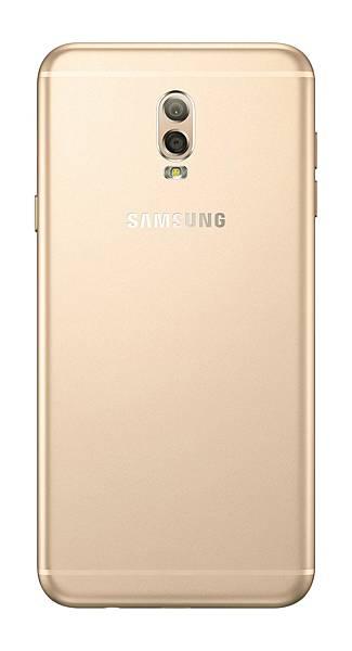 Samsung Galaxy J7+ 亮睛金_02