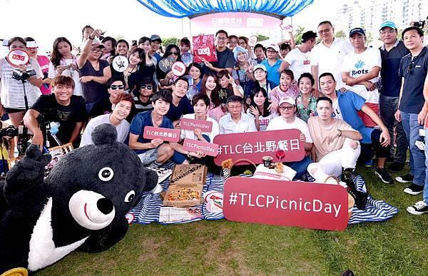 慶賀TLC台北野餐日五年有成 柯文哲市長揪團來野餐