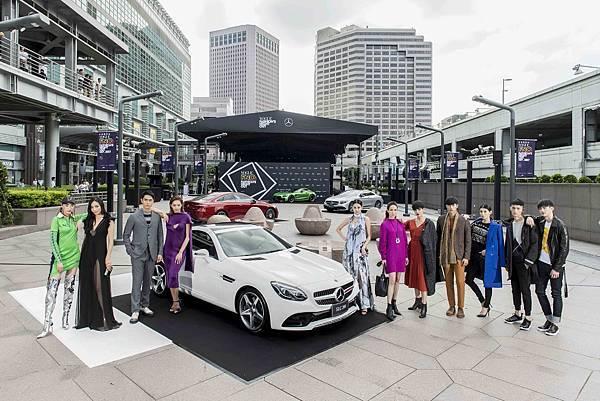 34_VOGUE第五度攜手時尚最佳夥伴Mercedes-Benz,凱渥名模們為活動揭開序幕
