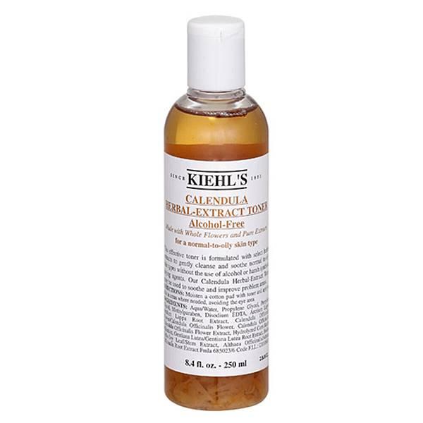 【新聞附件4】Kiehl`s金盞花植物精華化妝水