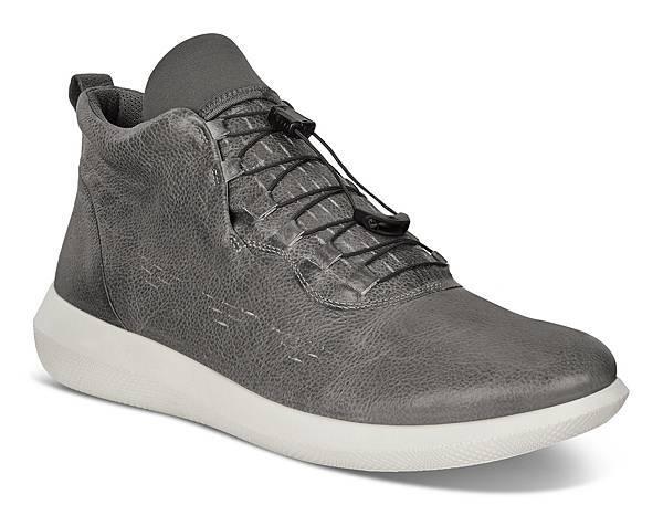 【ECCO新聞稿圖片8】 SCINAPSE中筒綁帶款男鞋_灰_$6380