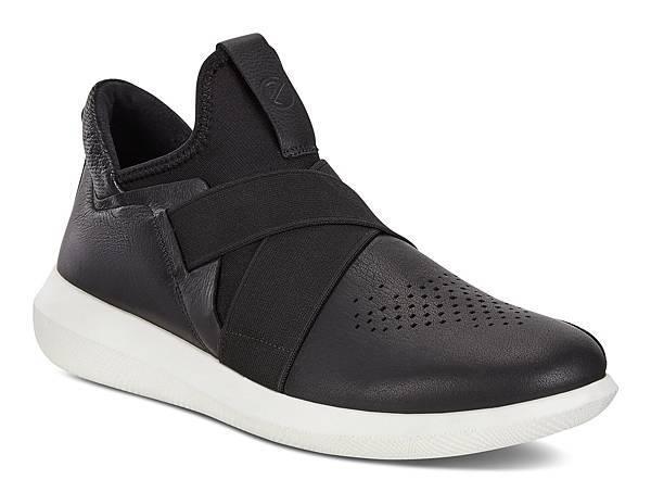 【ECCO新聞稿圖片7】SCINAPSE襪套款男鞋_黑_$5680