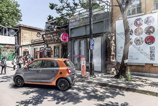 著眼於車主們的行車安全,針對smart車主推出「smartmove守護星服務」,提供24小時全年無休的支援服務