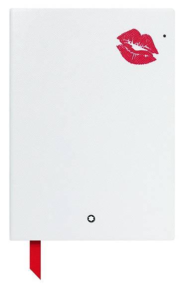06. 萬寶龍繆斯系列瑪麗蓮.夢露™頂級文具(女性款)筆記本,NT$2,600