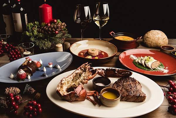Que原木燒烤餐廳-幸福聖誕饗宴-圖片提供-台北松山意舍酒店