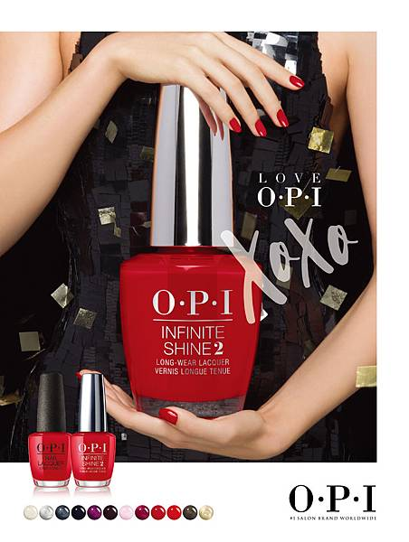 OPI Holiday Collection擁抱假期系列