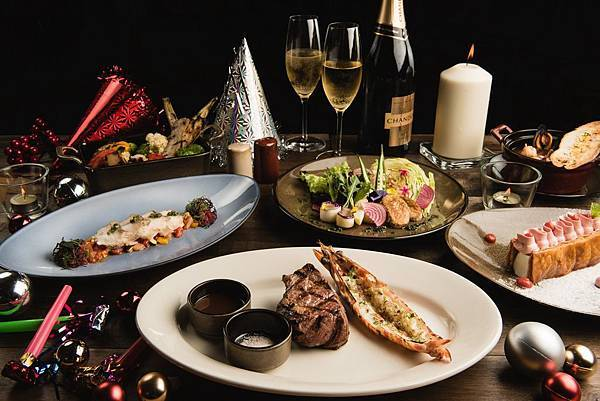 Que原木燒烤餐廳-2018跨年套餐-圖片提供-台北松山意舍酒店
