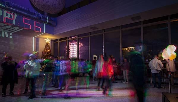 2018跨年倒數派對-圖片提供-台北松山意舍酒店