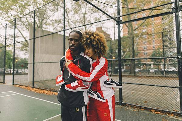 PUMA B-BOY街頭嘻哈系列