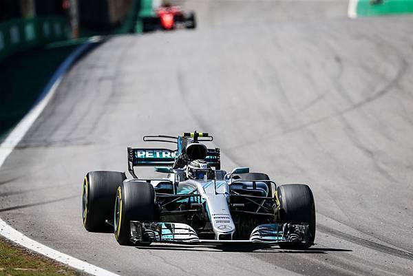 2017年F1賽事剩下最後一站,Valtteri Bottas還有機會奪得年度車手第二