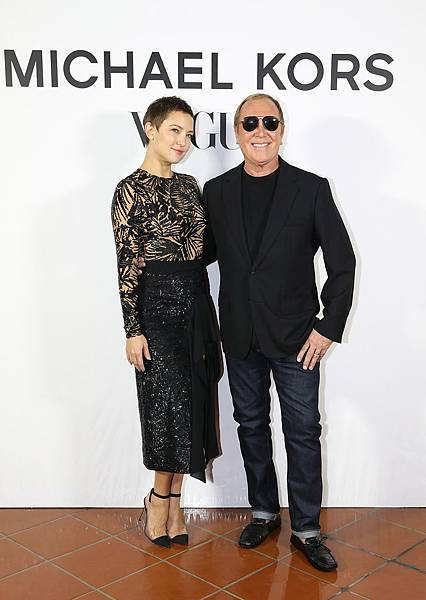 Michael Kors 與Kate Hudson協同日本Vogue舉辦WHS慈善晚宴