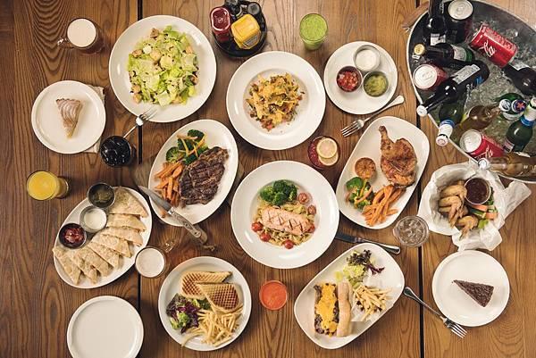 供應各式美味餐點的尾牙春酒派對_圖片提供_1Bite2Go Café & Deli
