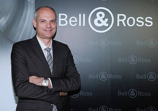 新聞照片6_Bell & Ross 總經理 Fabien