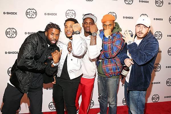 音樂派對壓軸則邀請到全球知名嘻哈團體A$AP Mob接力演出掀起活動最高潮