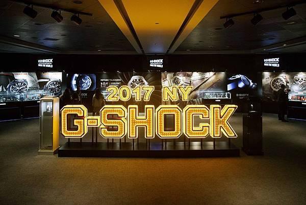 G-SHOCK 紐約全球首場35周年活動 搶先預覽秋冬最新錶款_Photo Credit_ Ryan Muir
