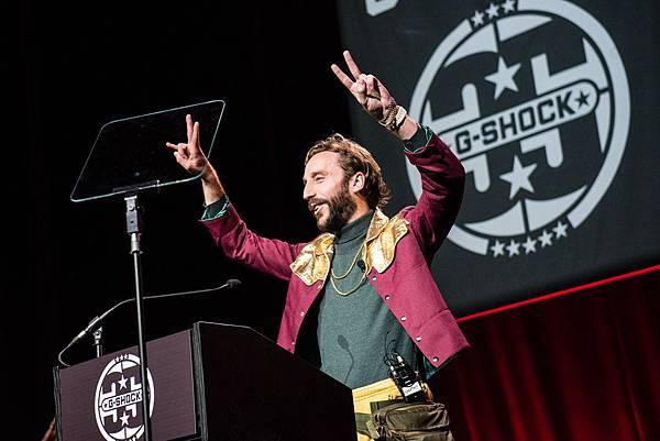 G-SHOCK首次與法國街頭品牌PIGALLE合作推出聯名錶款 主理人Stéphane Ashpool出席記者會_Photo Credit_ Ryan Muir