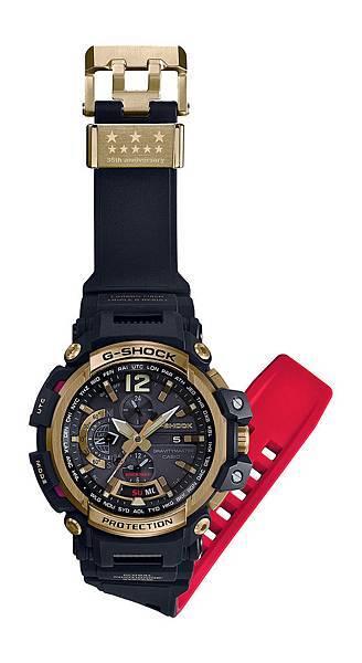 GPW-2000TFB-1A建議售價NT$29,000_錶帶展開圖
