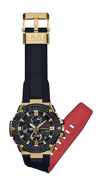 GST-B100TFB-1A建議售價NT$22,000_錶帶展開圖
