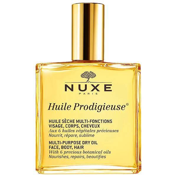 【新聞附件8】NUXE全效晶亮護理油