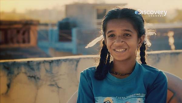印度少女施蕾雅