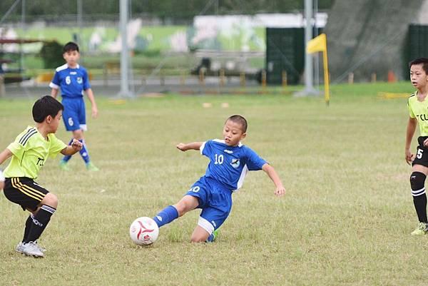 YAMAHA CUP北區預賽,上屆亞軍新市國小不敵樂活膺,預賽遭淘汰