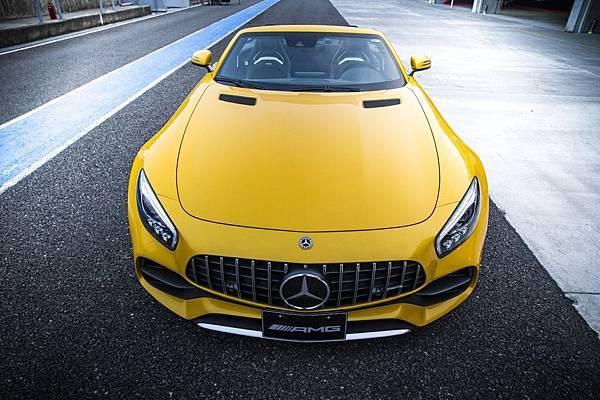 活動現場將配置產品專員與各式互動機制 讓您更了解Mercedes-AMG車系