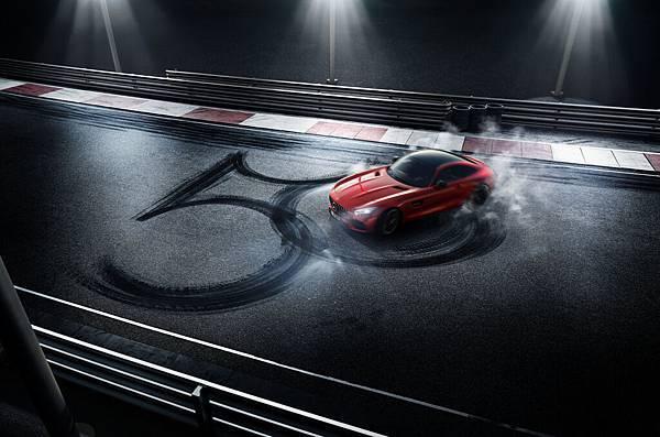 慶祝AMG50周年 中華賓士特舉辦狂潮來襲極限特展 讓所有喜好Mercedes-AMG的朋友可以更深入了解其內涵