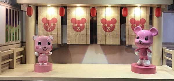 MOMO熊20周年特展-4