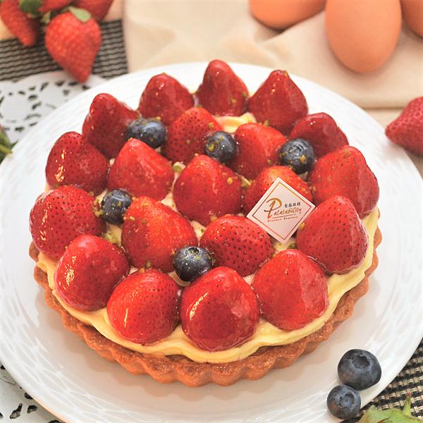 【新聞照片6】繽紛草莓塔