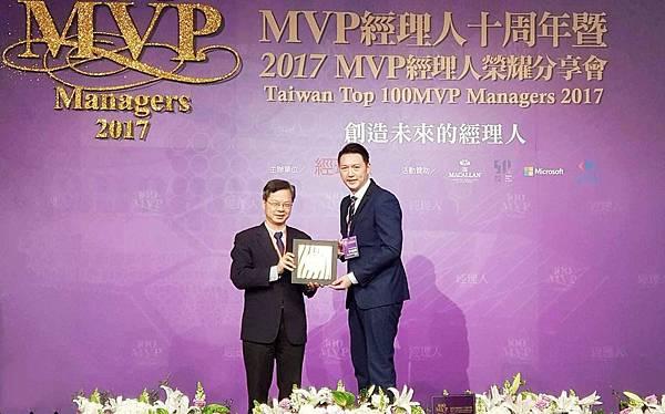 小米來台4年新零售商業模式創佳績 台灣總經理李佳峰榮獲2017年度「台灣MVP經理人」-2