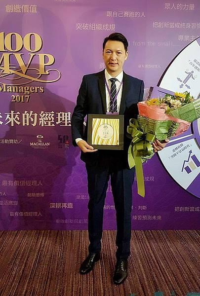 小米來台4年新零售商業模式創佳績 台灣總經理李佳峰榮獲2017年度「台灣MVP經理人」